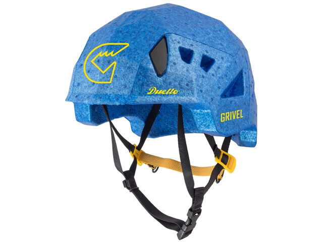 Grivel Duetto Hjelm, blue